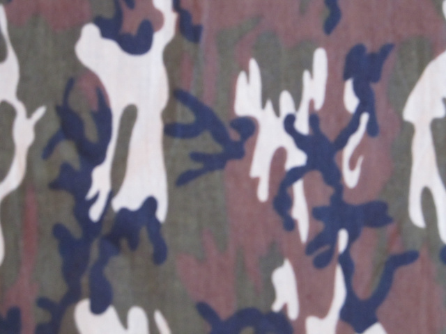 Bandana - Camouflage Brown/Green